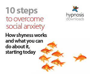 Overcome social anxiety and shyness in 10 steps