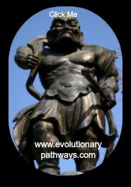 Bronze Warrior Statue