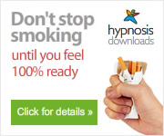 Stop smoking for good with hypnosis